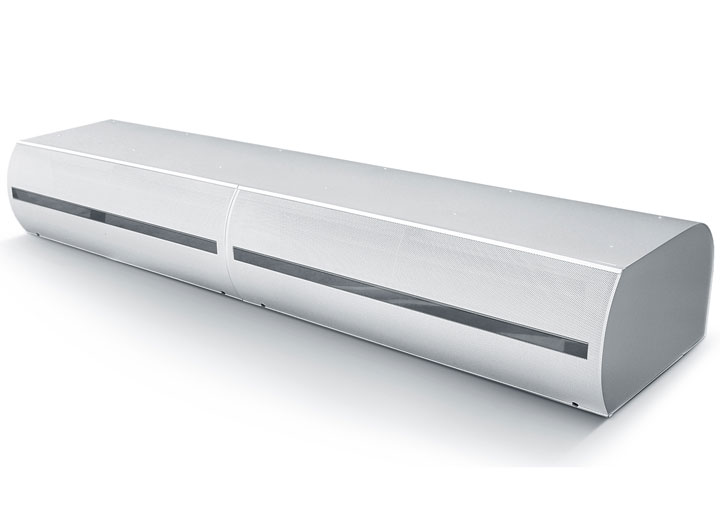 Standesse air curtain