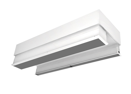 Windbox Concealed Mounted Air Curtain